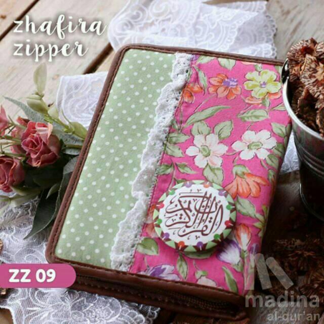 Al Quran Zhafira Zipper