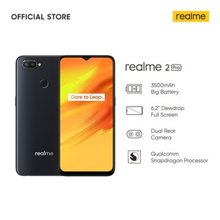 realme 2 Pro - 8/128GB [Snapdragon 660AIE Processor, 6.3
