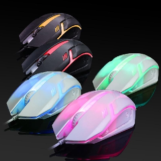 KUKE HAWK mouse wired gaming / Mouse gaming / Mouse kabel