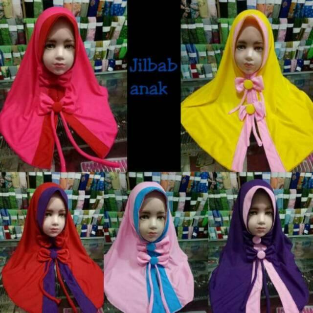 Jilbab anak / hijab anak murah