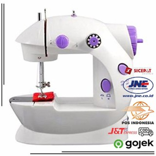 Mesin Jahit Mini Portable / Mini Sewing Machine / Mesinjahit Mini Mesin Jait Mini Portable