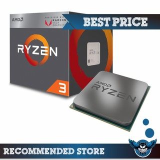 PROCESSOR AMD RYZEN 3 2200G AM4