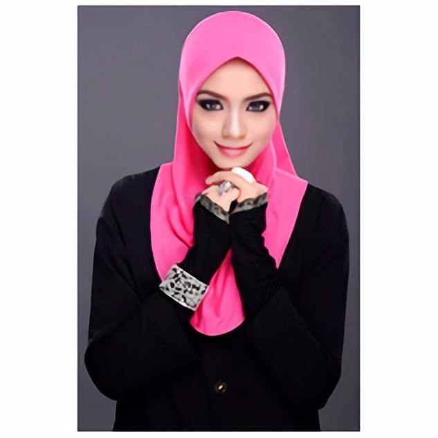 Ciput Inner Instan – daleman jilbab ninja murah