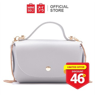 Miniso Official Chain small square diagonal package/ Handbag Wanita