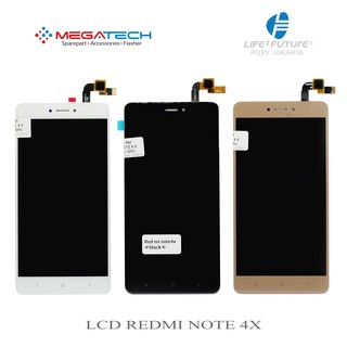 LCD TOUCHSCREEN REDMI NOTE 4X/ 4 X ( SNAPDRAGON )