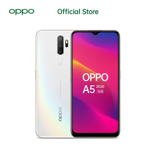 OPPO A5 3GB/64GB 2020 [Snapdragon 665, 5000 mAh, Ultra Wide Quad Camera}
