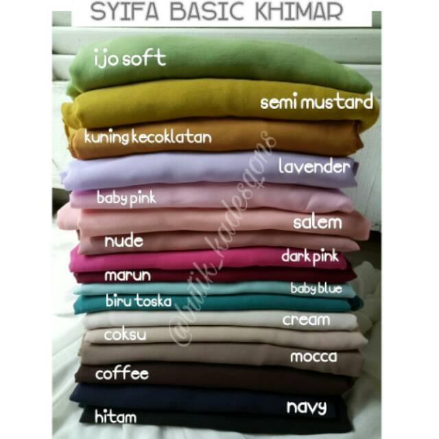SYIFA BASIC KHIMAR
