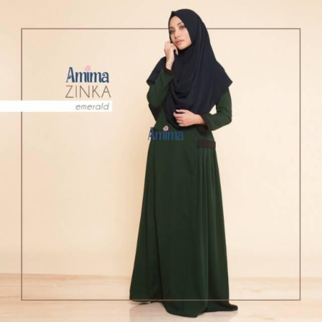 AMIMA ZINKA Emerald