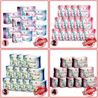 BIG PROMO ! Set Pembalut Natesh 4set / 15panty / 12day / 10night