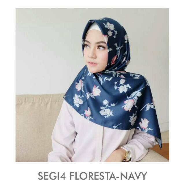 Segi Empat Floresta by Vanilla Hijab