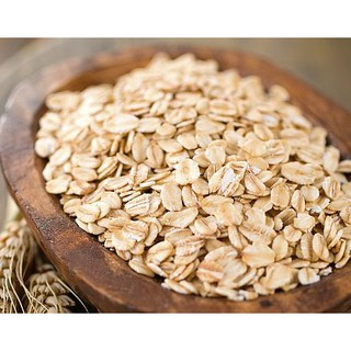 Rolled Oat / Gandum Utuh / Gandum Kasar 1KG - Granola Addict Ingredients