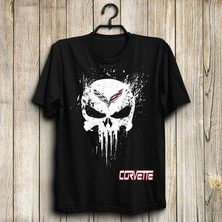 【Ready Stock】Corvette/C1/C2/C3/C4/C5/C6/C7/C5-R/C6.R/C7.R Men T Shirt