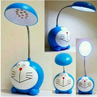 Lampu Belajar / Emergency Per Doraemon Hello Kitty LED Lucu Imut