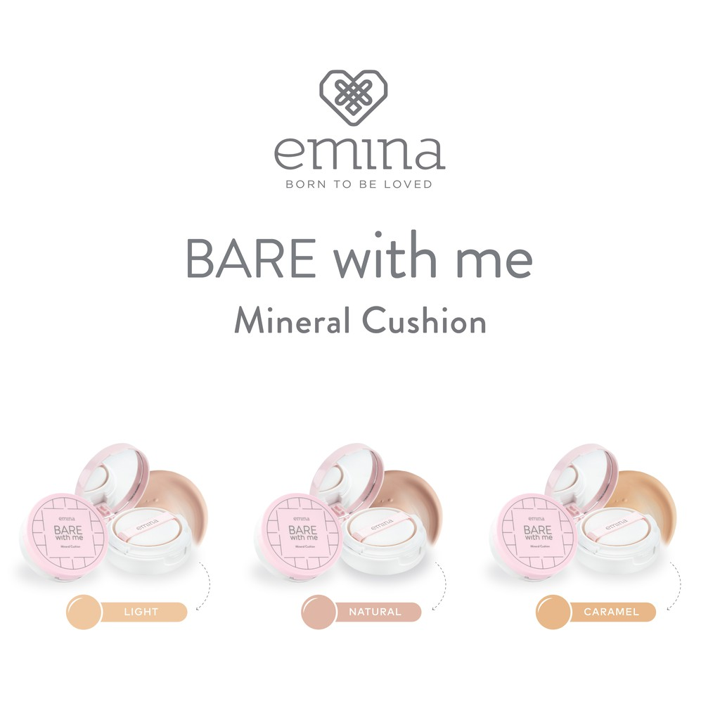 Emina Bare With Me Mineral Cushion #4