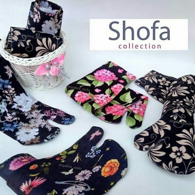Syakira socks black series