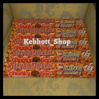 PROMO Silverqueen Chunky Bar King of Bars Chocolate 1 kg | Cokelat Valentine PROMOKode 1332