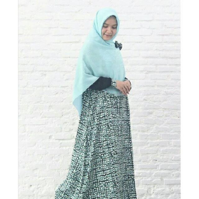 Gamis Sparkle Hijab Alila