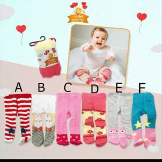 Legging bayi little me gril