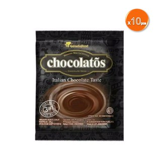Chocolatos Chocolate Drink 28 gr x10