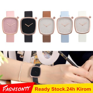 ❤COD❤Jam Tangan Wanita :OKTIME fashion waterproof watch simple student watch Jam Tangan Couple