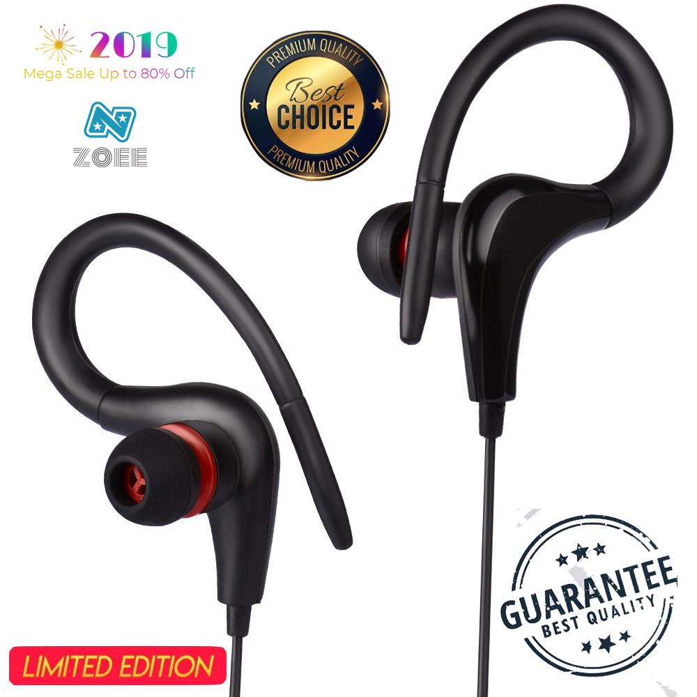 Earphone Sport Model In Ear