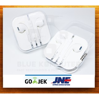 Headset Handsfree handfree earphone Earpod Apple Iphone