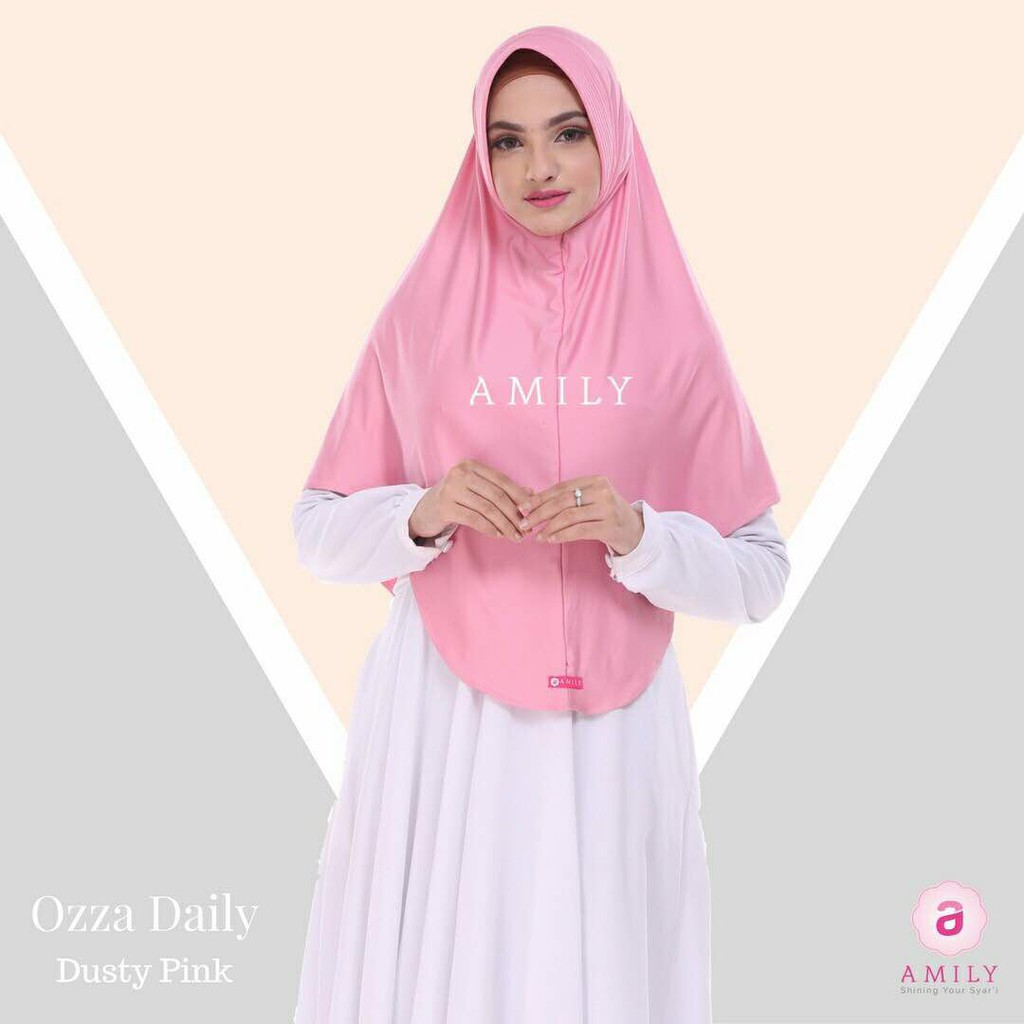 OZZA DAILY Dusty Pink by Amily