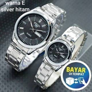 Jam Tangan SEIKO Couple Anti Air
