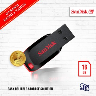 Flash Disk Sandisk Cruzer Blade CZ50 16GB