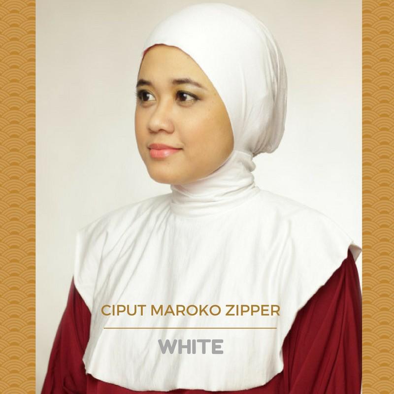 WN2160 Ciput Maroko Zipper