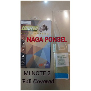 XIAOMI MI-NOTE 2 Antigores Antishock Full LCD Covered LIMITED Screen
