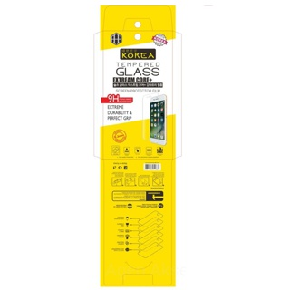 BUY 1 GET 1 - KOREAN Tempered Glass ALL TYPE Screen Protector Anti Gores Kaca 9H 2.5D 0.3mm