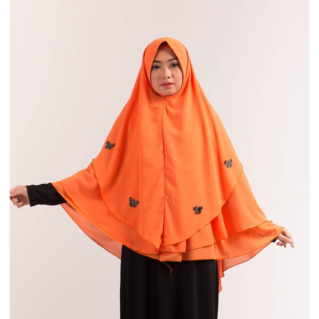 Promo | Gareu Hijab / Jilbab Bergo Muslimah Wanita – GUM 4721 Fashion|Murah |Diskon