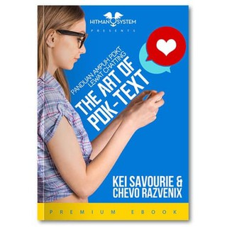Dijual The Art of PDK Text Murah