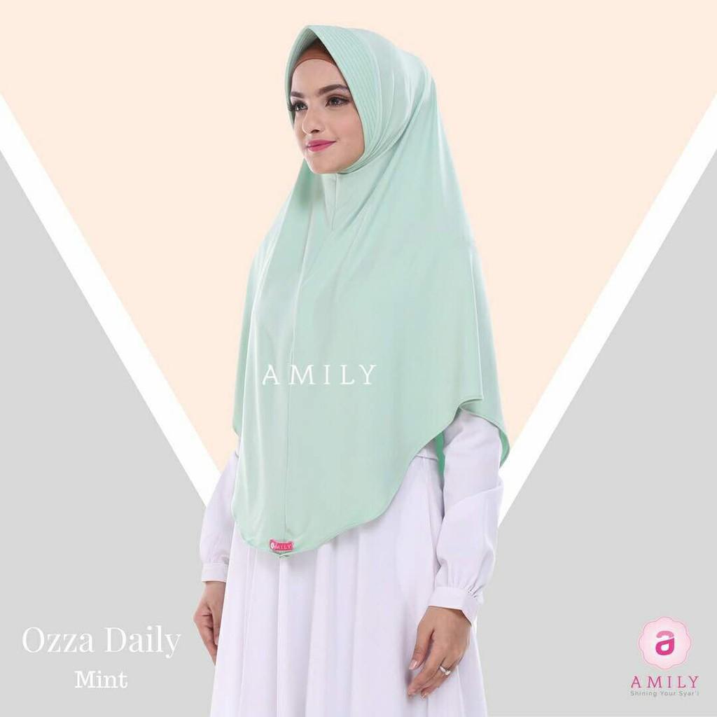 OZZA DAILY Mint by Amily