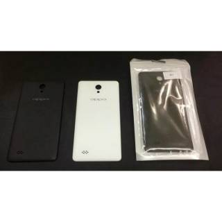 Back Cover Oppo Joy 3 4.5 inchi Back Case Oppo A11 A11W Tutup Belakang Hp