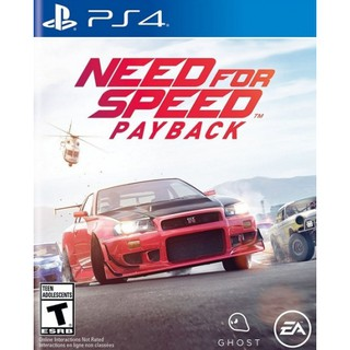 PS4 NEED FOR SPEED PAYBACK REG 1 USA ENGLISH