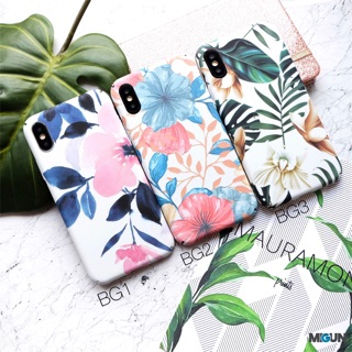 New! Bunga Case - Full Cover Glow In The Dark - IPHONE OPPO XIAOMI VIVO