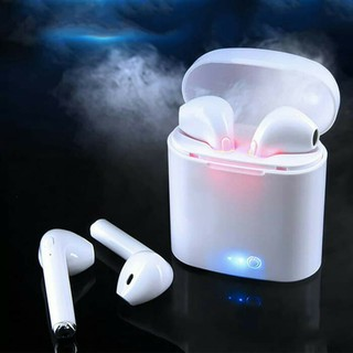 i7s Headset Bluetooth Wireless Sport True Earphone Airpods TWS i7