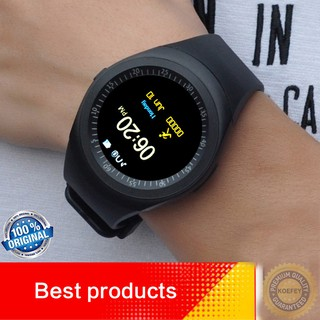 Y1 Bluetooth Smart Watch Fitness Tracker Remote Control Waterproof Phone Whatsapp facebook