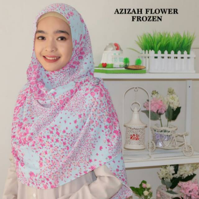 Azizah Instant Motif (Pastan)