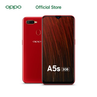 OPPO A5s 3GB RAM/ 32GB ROM [4230 mAh, 13 MP Double Camera]