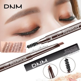 PENSIL ALIS DNM 7 WARNA EYEBROW PENCIL WATERPROOF eyebrow pen DNM ORIGINAL TERMURAH KOSMETIK ALIS