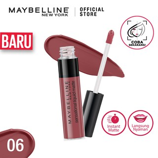 Maybelline Color Sensational Liquid LIpstick