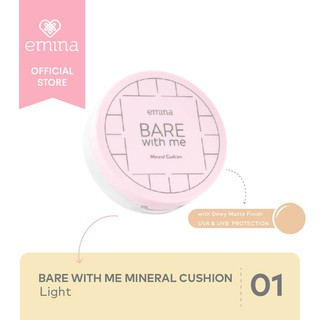 Emina Bare With Me Mineral Cushion #3