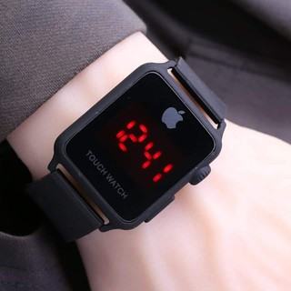 [WBS] FREE BATERAI CADANGAN JAM TANGAN APPLE WATCH IPHONE RUBBER HITAM TOUCH SCREEN CASE WARNA AP015