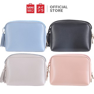 Miniso Official Solid Color Rectangle Crossbody Bag Tas Selempang Wanita/ Women Sling Bag (4 Warna)