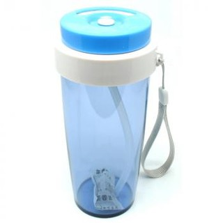 Botol Minum Cup Bottle Tempat Air Mineral Drink Bottle Plastik BPA Free Aman 500ml Anti Bocor Awet