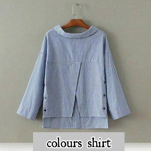 Promo Atasan Murah / Atasan Muslim / Atasan Terbaru / Colour Shirt Serba murah