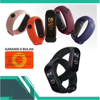 Xiaomi Miband 4 Smart Band OLED Display ORIGINAL - GARANSI 6bulan